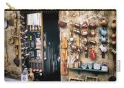 Shopping In Tuscany Carry-all Pouch