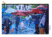 Shopping Montmartre Carry-all Pouch