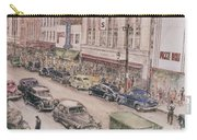 Shopping On Elm St. 1949 Carry-all Pouch