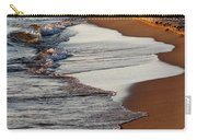 Shore Of Lake Michigan Carry-all Pouch