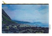 Shore Of Loneliness Carry-all Pouch