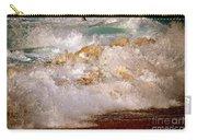 Sunset Beach Splash Carry-all Pouch