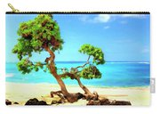 Shoreline At Makalawena Carry-all Pouch
