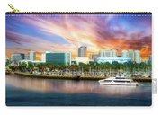 Shoreline Long Beach Ca 09 Carry-all Pouch