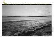Shoreline Of Jamestown At Dusk Carry-all Pouch