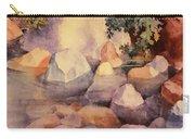 Shoreline Rocks Carry-all Pouch