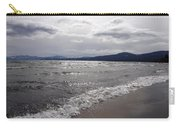 Shores Of King's Beach Lake Tahoe Carry-all Pouch