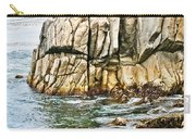 Shores Of Pebble Beach Carry-all Pouch