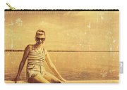 Shorncliffe Pier Pin Up Carry-all Pouch