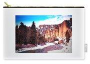 Shoshoni River Canyon Carry-all Pouch