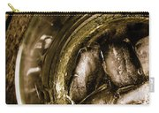 Shot Of Whisky On The Rocks Carry-all Pouch