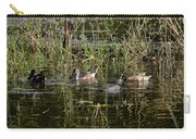 Shovelers Feeding Carry-all Pouch