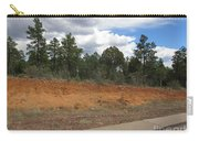 Show Low Pine Trees Carry-all Pouch