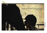 Show Success Quote Carry-all Pouch