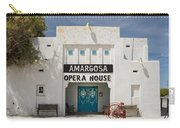 Show Tonight Amargosa Opera House Carry-all Pouch