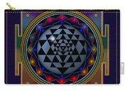 Shri Yantra Carry-all Pouch