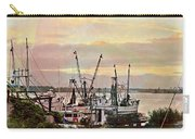 Shrimp Boats Watercolor Carry-all Pouch