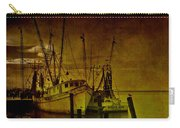 Shrimpboats In Apalachicola  Carry-all Pouch