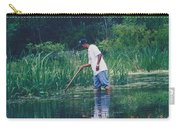 Shrimping In The Bayou Carry-all Pouch