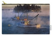 Shrouded In Morning Sea Smoke Carry-all Pouch