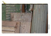 Shutters And Column  Carry-all Pouch