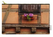 Shutters And Window Box In Kaysersberg Carry-all Pouch