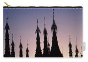 Shwedagon Pagodas Carry-all Pouch