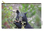 Shy Berry Picker Carry-all Pouch