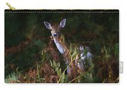 Shy Fallow Deer 3 Carry-all Pouch