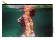 Shy Mermaid Carry-all Pouch