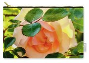 Shy Rose Carry-all Pouch