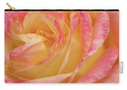 Shy Yellow Rose Carry-all Pouch