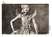 Siam: Dancer, C1870 Carry-all Pouch