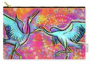 Siberian Cranes Carry-all Pouch