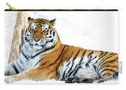 Siberian Tiger Amur Tiger Carry-all Pouch