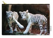 Siberian Tiger Cubs Carry-all Pouch
