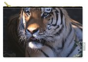 Siberian Tiger Executive Portrait Carry-all Pouch