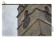 Sibiu Clock Tower Carry-all Pouch