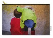Sibling Love Carry-all Pouch