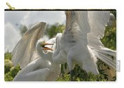 Sibling Squabble Carry-all Pouch by Christopher Holmes