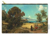 Sicilian Scene Carry-all Pouch