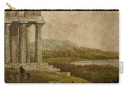 Sicilian Scenery 1823 Carry-all Pouch
