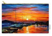 Sicily - Harbor Of Syracuse Carry-all Pouch