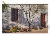 Side Area, San Xavier Del Bac Carry-all Pouch