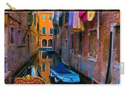 Side Canal  Venice Carry-all Pouch