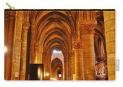 Side Hall Notre Dame Cathedral - Paris Carry-all Pouch