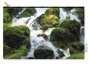 Side Of Clearwater Falls Carry-all Pouch
