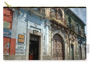 Side Street Homes Antiqua Guatemala 3 Carry-all Pouch
