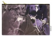 Sidesaddle Quote Carry-all Pouch