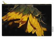 Sideview Sunflower Carry-all Pouch
